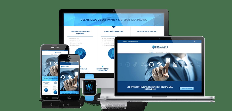 Diseño web y paginas web en Monterrey México
