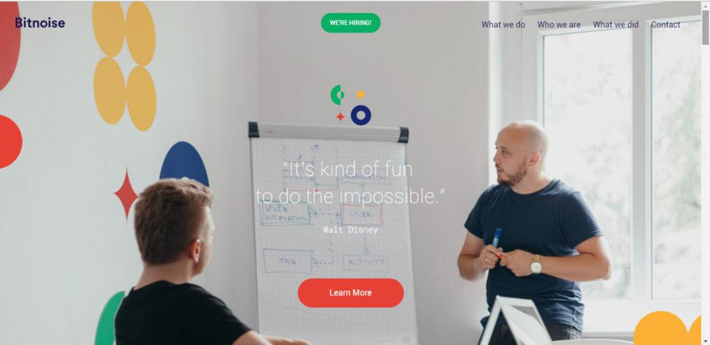 paginas web creativas
