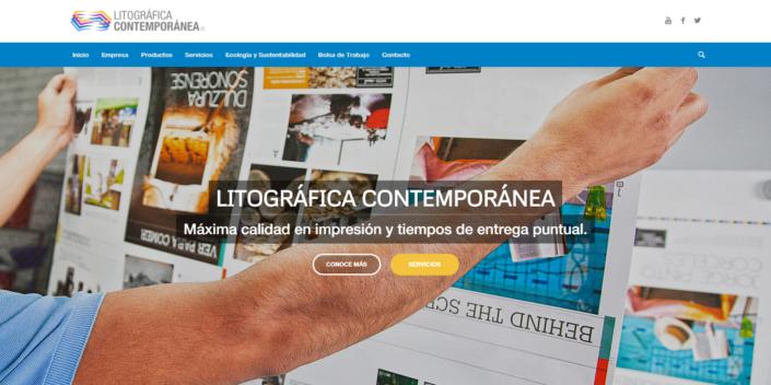 Litográfica Contemporánea