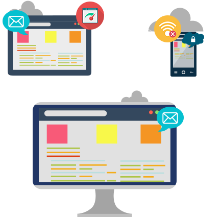 Responsive Web Sites and services
